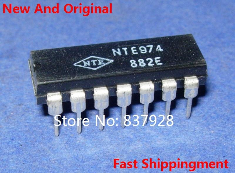 produto Free Shipping One Lot NTE974 NTE 14-PIN DIP NOS
