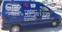 custom printing 3M brand lettering die cut stickers