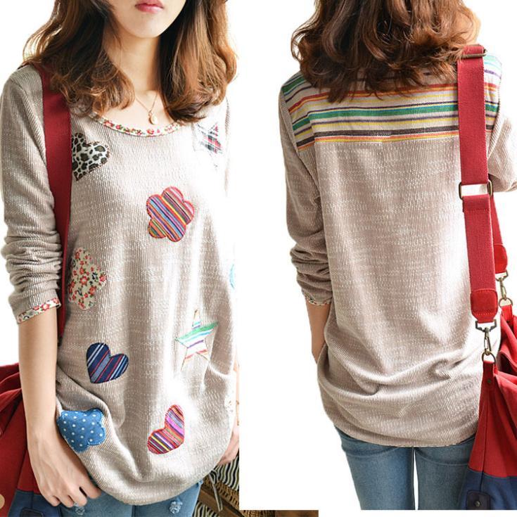Женский пуловер OEM 2015 RE235 A