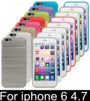 Anti-slip TPU Skin Hard Case Cover Mobile Phone Case for iphone 6