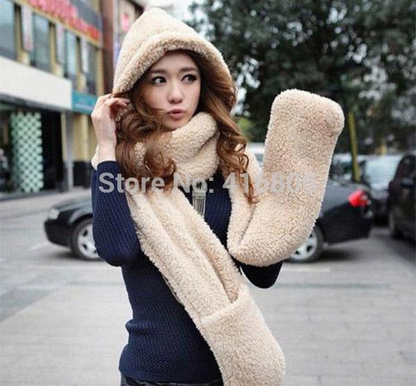 Женские шарфы, Шапки, Комплекты Trend Fashion NA000843