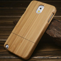 40pcs/lot wholesale case for Samsung Galaxy Note 3 N9000 ,Fast Shipping +Best Price +Free gift Hot Selling Wooden Phone Case
