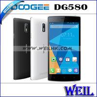 "DOOGEE KISSME DG580 1GB RAM 8GB ROM 5.5"" IPS OGS Capacitive Screen android 4.4.2 MTK6582 Quad Core 5.0MP/8.0MP 3G OTG GPS WIFI"