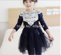 girls lace elegant dresses,GD-JJZY02