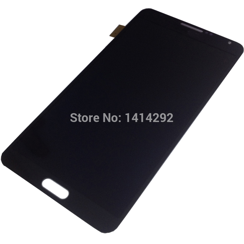 Full new and original Note 3 LCD For Samsung Galaxy Note 3 N900 N9005 N900A N900V W8 original LCD Screen(China (Mainland))