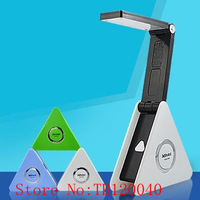 LED eye protection desk lamp students work and study the charging small lamp bedroom bedside lamp writing creativity
