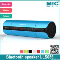 NFC FM HIFI bluetooth speaker wireless stereo portable loudspeakers  boombox super bass caixa de som sound box system LY89