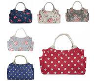 2014 new classic garden cath women shoulder handbag vintage floral bag ladies purse brand 15 colors  free shipping
