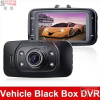 1 set Original GS8000L Car DVR Full HD 1920x1080P Car Camera Recorder 2.7 inch LCD G-Sensor HDMI Car DVR