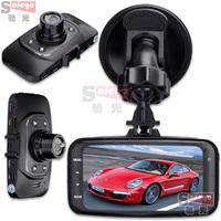 1 set black GS8000L Full HD 1080P Vehicle Camcorder Car DVR Driving Video Recorder mini dvr GS8000l mini DV