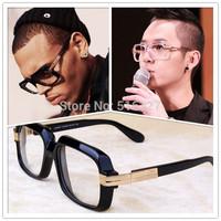 cazal MOD607 cazal glasses men eyeglasses Retro Square Frame glasses women eye glasses Top quality Acetate with Original box