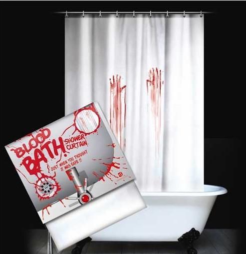 ... badkamer gordijnen blooding handsshower gordijnen home decor(China