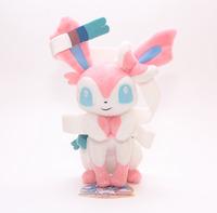 1pc Pokemon plush dolls stuffed toys Espeon kid toys Free shipping