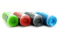 20pcs/lotWireless outdoor HIFI Portable Bluetooth Speaker loudspeakers mini music speakers sound box For Phone MP3 computer  DHL