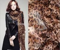 New Women Leopard Infinity Scarf Style Girl's Shawl Wrap Stole Lady Neckerchief