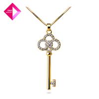 D&Z Key Korean fashion necklace short paragraph clavicle little prince Fashion necklace series
