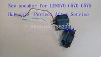 New  speaker for   LENOVO G570 G575  Free shipping  wholesale laptop speaker