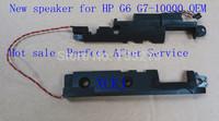 New  speaker for HP G6 G7-10000 OEM  Free shipping  wholesale laptop speaker