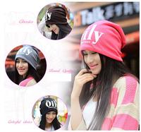 2014 HOT SELL New Spring Korean scarf hat  Baotou cap hip-hop hat  Hip-hop hat leisure cap