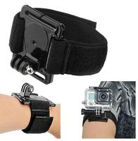 Hand Wrist Strap Mount Gopro Velcro Wrist Strap for Go Pro Hero 1 2 3 3+ Camera Accessories