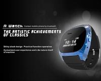 Freeshipping Smart Watch Bluetooth Bracelet Wristwatch Smartwatch + Music+ Message+anti-lose+hand-free call