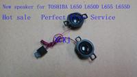 New  speaker for  TOSHIBA L650 L650D L655 L655D   Free shipping  wholesale laptop speaker