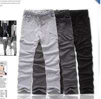 three-dimensional ornaments flying squirrel pants pocket harem pants trousers men's casual pants  men's fashion sports pants