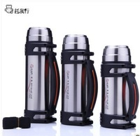 Have authentic wide mouth pot, travel mountaineering stored ice prerequisite products Long time of heat preservation 0.8 L
