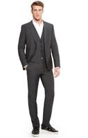 Italian Latest Design Slim Fit, 3-Piece Suit
