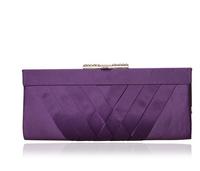 29614 Fashion  Women Satin Bags Weave Wedding Bags Women Handbags Tote bags
