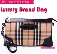 European Luxury Brand Oil Genuine Leather Clutch Eesigner Women Shoulder bag Messenger Wallet bags