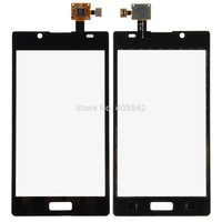 A3 Black Front Panel Touch Screen Digitizer Parts For LG Optimus L7 P700 P705 B0482 T