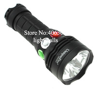 Uniquefire UF-RWG-001 Cree XR-E 260 Lumen white red green light LED Flashlight Torch+1*26650 battery+Charger+holster