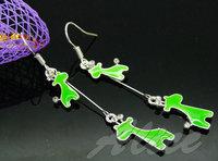 925 Silver Earrings Jewelry Fashion Earrings Fashion Jewelry Crystal Earrings MDE123