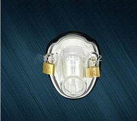 Top Fasion CLEAR MALE POLYCARBONATE BOWL CHASTITY DEVICE  Male Lock Pants Sex Toys For Couple