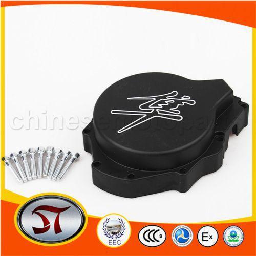 Preto do estator do motor tampa para GSX1300R GSXR 1300 HAYABUSA BUSA 2005-2011 06 07 08 09 10 e mais recente estilo grátis frete(China (Mainland))