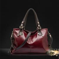 Hot! 2014 new women handbag genuine leather bag bolsas fashion shoulder bags women leather handbag trendy women messenger bags