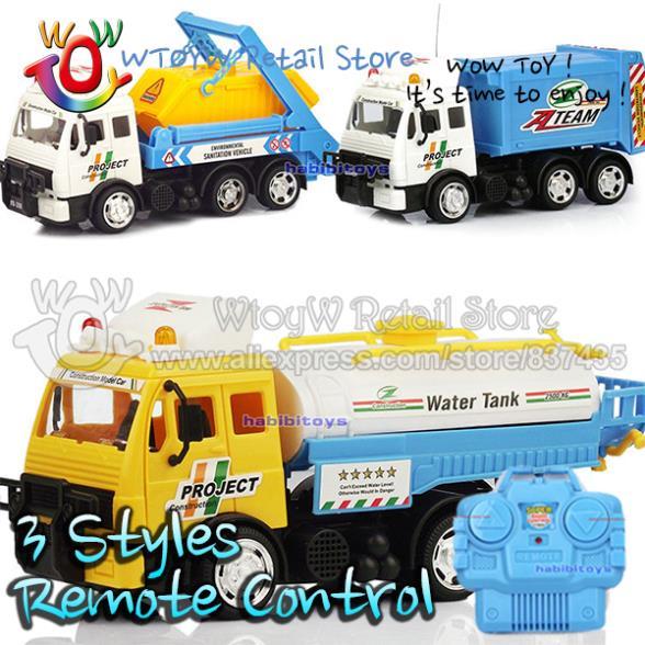 Детская игрушка WTOYW 3pcs/rc brinquedos & RC TRUCK 5607064 [ unclassified rc 07s1n121l00]