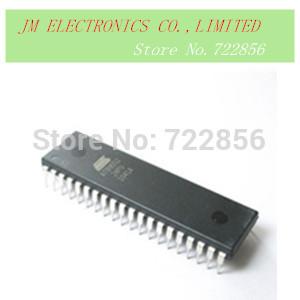 Free Shipping 10pcs/lot AT89S52-24PU 89S52 AT89S52-24P series microcontroller AT89S52(China (Mainland))