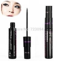 Min.order is $8(Mix order) Free Shipping Smooth Black Liquid Makeup Waterproof Eyeliner Pen Eye Liner Pencil Cosmetic MK008