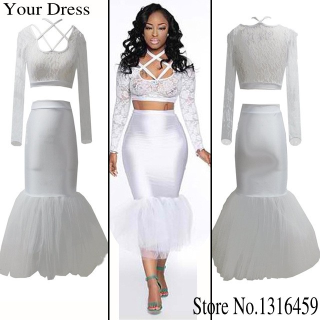 All white dresses for all white party