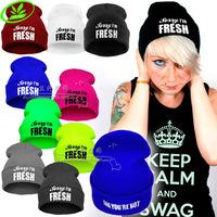 1 PCS Free Shipping Brand New Fashion New FRESH Beanies For Man Women Woolen Knitted Hat Sport Cap Warm Hats Autumn Winter