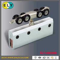 High Quality Heavy-duty 120kg Capacity 8 Wheels Glass Door Hanging Wheel