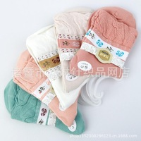 2014 Izmir Autumn Combed Cotton Smooth&Soft Women Socks 4 Styles 5 pairs/lot