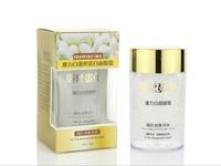 Silk Protein Sleep Mask Cream Whitening Removing Melanin Hydrating Removing Chloasma Moisturizing Anti Aging face care