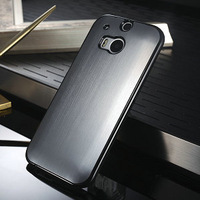 Brusehd Aluminum Back Case For HTC One M8 ,Ultra-thin Retail Hard Back Cover For HTC M8 ,Suport Wholesale drop Shipping Hot now