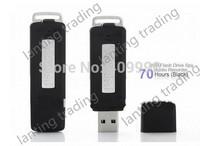 100 pcs Brand New 8GB USB Digital Voice Recorder Flash Drive Disk SK-868 USB 2.0 Free shipping
