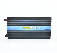 Retail hot sale DC 24v to AC 220v  230V 4000w 8000w Peaking  Pure Sine Wave Power solar Inverter converters for home outdoor