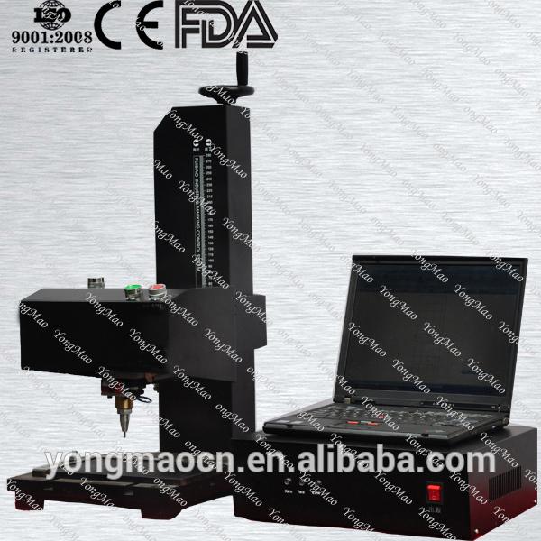 Dot Pin Peen sistemas de marcação de número de lote para marcação(China (Mainland))