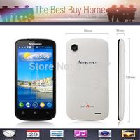Original Lenovo A800 3G WCDMA GPS MTK6577 Dual Core 4.5inch Android 4.0  WIFI 5.0MP  4GB ROM + 512MB RAM S960 S650 E71 F8